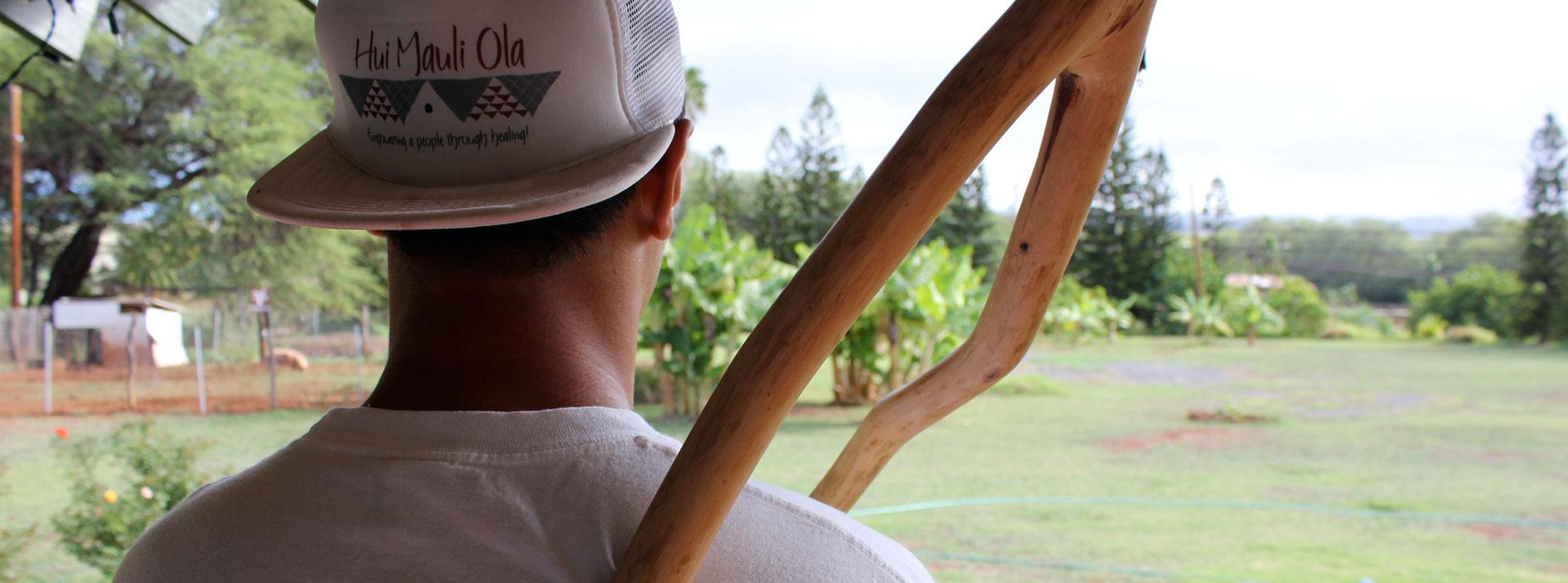 Ua ola loko i ke aloha